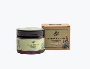 Handcreme Lavendel Rosmarin und Minze 50ml - The Handmade Soap Company