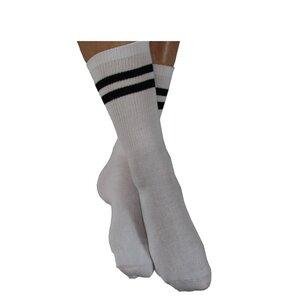1 oder 6 Paar Sport Socken Bio-Baumwolle Tennissocken  - Albero