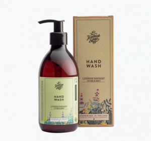 Handseife Lavendel, Rosmarin und Minze 300ml - The Handmade Soap Company