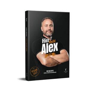 Hier kocht Alex - GrünerSinn-Verlag