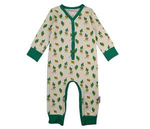Strampler mit Bärenmotiv - Baba Babywear