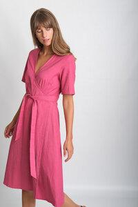 Ida  Wrap Dress - bibico