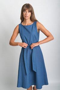 Grace Sleeveless Swing Dress - bibico