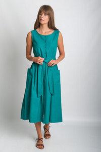 Margot Linen Dress - bibico