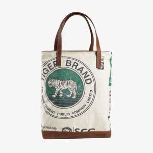 Recycling Tote Bag ZIP  - Elephbo