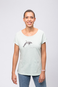 Casual T-Shirt  #ORCA - recolution