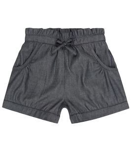 Mädchen Shorts mit Schleife - Sense Organics & friends in cooperation with GARY MASH