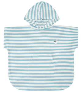 Kinder Poncho aus Frottee - Sense Organics & friends in cooperation with GARY MASH