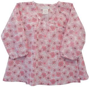 Baby Wickelkleidchen in rosa oder hellblau - Serendipity