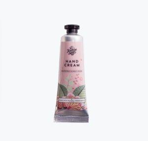 Handcreme Grapefruit und May Chang Tube 30ml - The Handmade Soap Company