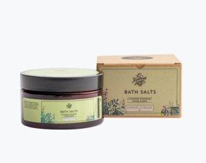 Badesalz Lavendel Rosmarin und Minze 200gr - The Handmade Soap Company