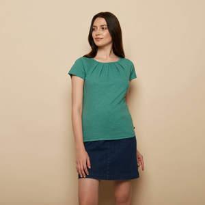 Shirt FALLOU aus Biobaumwolle, GOTS-zertifiziert - TRANQUILLO