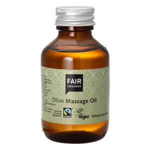 Massageöl Basic 100 ml (zero waste) - FAIRSQUARED