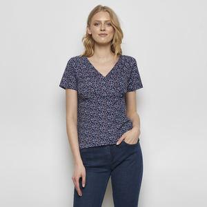 Bluse MOSI aus Cambric, GOTS-zertifiziert - TRANQUILLO