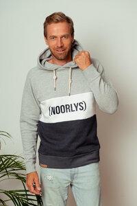 Hooded TRICOLOR - NOORLYS