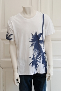 T-Shirt 'Palms' - Loomstate