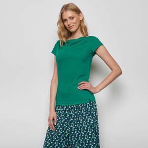 Shirt LORE aus Biobaumwolle, GOTS-zertifiziert - TRANQUILLO