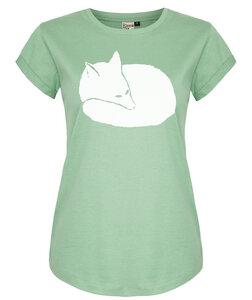Fuchs Biofaires Women Shirt  / ILK02 - ilovemixtapes