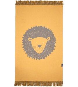 Kinder Teppich mit Fransen, Tiermotive - David Fussenegger