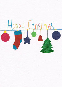 Eco & Fair - Weihnachtskarte - Christmas Bits - Cards from Africa - Cards from Africa