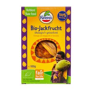 Bio Trockenfrüchte - Jackfrucht - 100g - Kipepeo