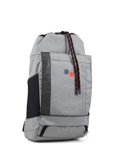 Rucksack - Blok Medium - aus recyceltem Polyester - pinqponq