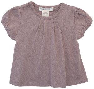 Baby Bluse mit feinen Details am Halsausschnitt - Serendipity