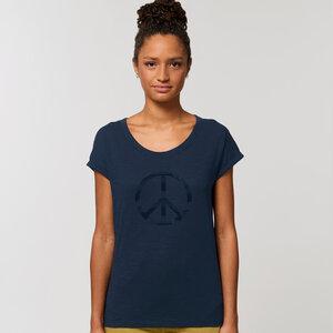 Biobaumwolle  T-Shirt fein & leicht / Inner - Peace  - Kultgut