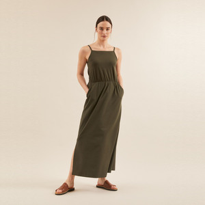 Maxikleid Tencel - LANIUS