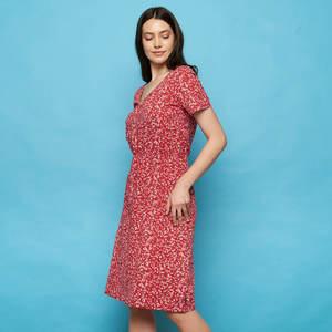 Kleid DAROU aus Biobaumwolle, GOTS-zertifiziert - TRANQUILLO