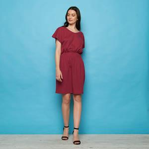 Kleid ZURI aus Biobaumwolle, GOTS-zertifiziert - TRANQUILLO