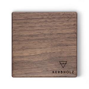 Magnetischer Holzquader 'KUBUS' - Kerbholz