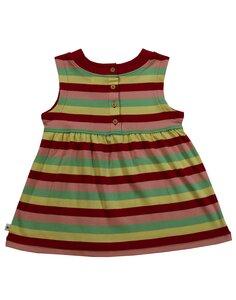 Sommerkleid Kleid Bio-Baumwolle Kleider ohne arm - Leela Cotton
