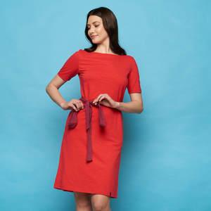 Kleid NUBIA aus Biobaumwolle, GOTS-zertifiziert - TRANQUILLO