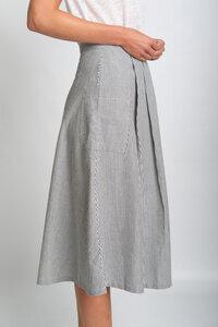 Una Midi Skirt - bibico