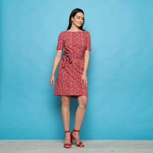 Kleid ENU aus Biobaumwolle, GOTS-zertifiziert - TRANQUILLO