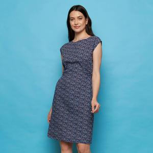 Kleid PAULINE aus Cambric, GOTS-zertifiziert - TRANQUILLO