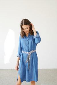 Kleid Linnea aus Jeans-Lyocell - ME&MAY
