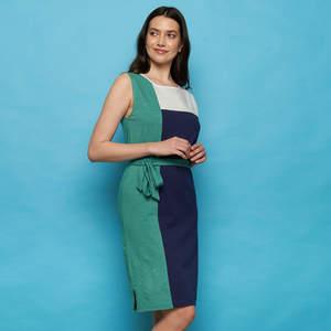 Kleid JANIA aus Biobaumwolle, GOTS-zertifiziert - TRANQUILLO