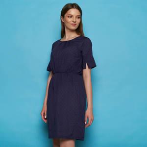Kleid ZAWADI aus Biobaumwolle, GOTS-zertifiziert - TRANQUILLO