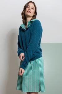 Pullover Elena aus Alpakawolle - ME&MAY