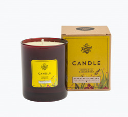 Kerze Zitronengras und Zedernholz 160gr - The Handmade Soap Company