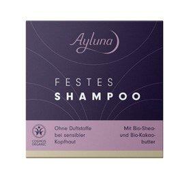 Ayluna Festes Shampoo bei sensibler Kopfhaut - Ayluna