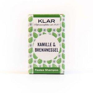 Shampoo Kamille & Brennnessel für störrisches Haar - Klar Seifen