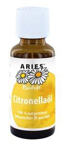 naturreines ätherisches BIO-Citronellaöl  - ARIES