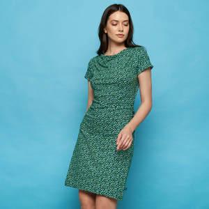 Kleid PATRAEA aus Biobaumwolle, GOTS-zertifiziert - TRANQUILLO