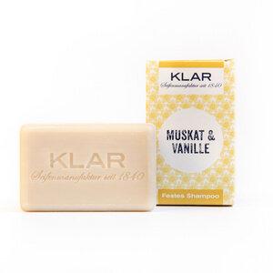 Natur Shampoo für normales Haar von Klar Seifen - Klar Seifen