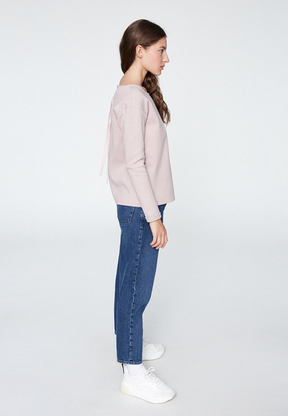 armedangels Damen Sweatshirt aus Bio Baumwoll Mix Noa