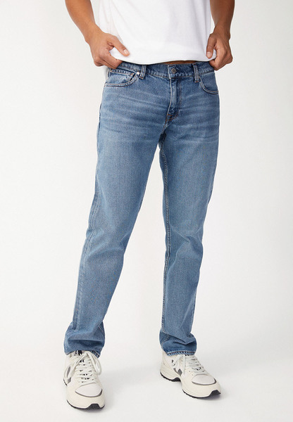 DYLAAN - Herren Straight Fit Denim