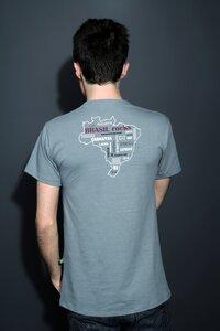 T-Shirt HUGO brasil - Tudo Bom ?